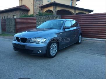 BMW 116i Advantage 101000Km!!!GYÁRI ÁLLAPOT !