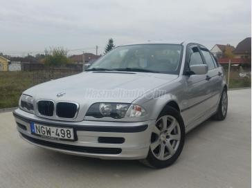BMW 316i TULAJDONOSTÓL!!