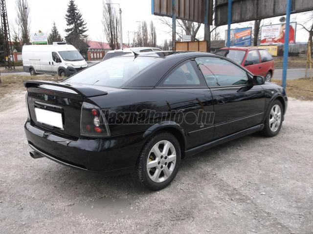 eladó használt opel astra g coupe 2.2 16v edition, 2001/7, fekete