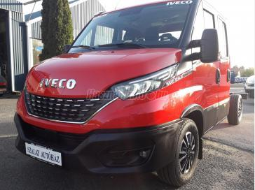 IVECO DAILY Duplafülkés New Daily