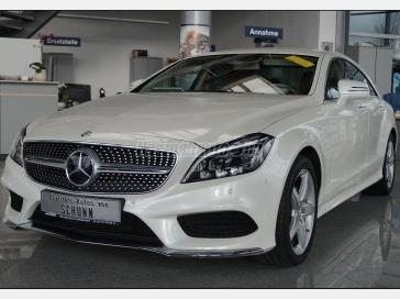 MERCEDES-BENZ CLS 350 BlueTEC d 4Matic (Automata)