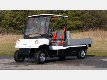 MELEX Platós elektromos kisteherautó Európából