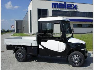 MELEX hosszú platós elektromos kisteherautó Európából