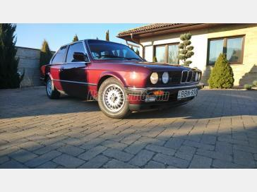 BMW 323 E30 Coupe 1983.07