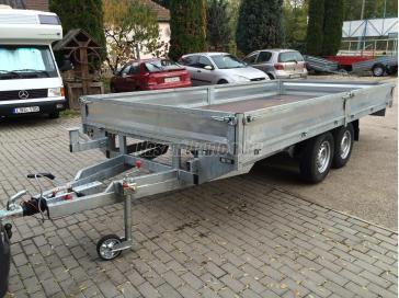 EGYEDI Új 4.6 m x 2.1 m 3500 kg