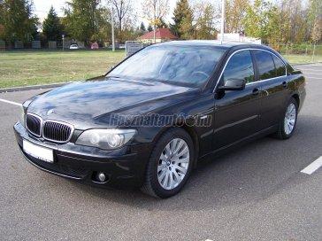 BMW 745d (Automata) Új típus! Soft-Close! Navi !