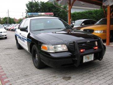 FORD CROWN VICTORIA POLICE INTERCEPTOR!
