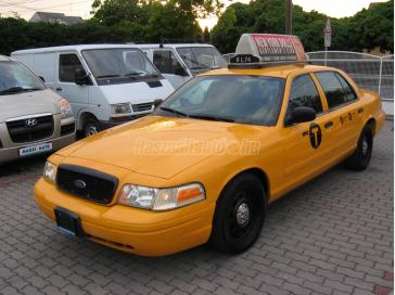 FORD CROWN VICTORIA EREDETI NEW YORK TAXI!