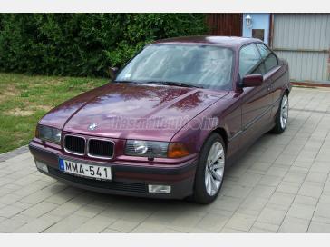 BMW 316i 144200 km+M futómű+sperrdifi