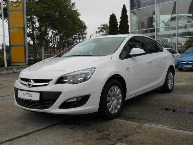 Opel ASTRA J Sedan 1.4 T Enjoy LEGTÖBB EXTRA LEGJOBB ÁR