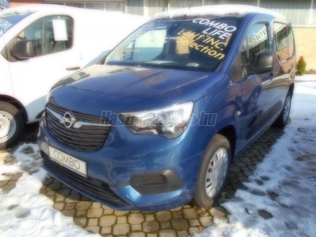 Opel COMBO Cargo 1.5 DT L1H1 2.0t Selection Start&Stop (3 személyes )