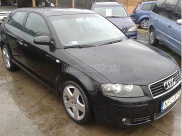 AUDI A3 2.0 PD TDI Attraction S-LINE