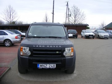 LAND ROVER DISCOVERY 3 2.7 TDV6 HSE (Automata)