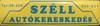 Széll-Autó logó