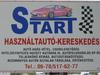 Start Autókereskedés logó
