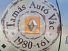 Renault Tamás Autó Vác logó