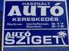 Autó-Sziget logó