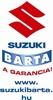 Suzuki Barta Sárbogárd logó