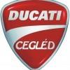 Ducati Cegléd logó